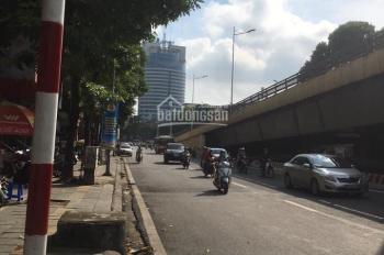 Bán nhà phố Nguyễn Chí Thanh DT 38m2, xây 4 tầng, mặt tiền 4.5m, giá 17 tỷ 0901751599