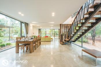 Bán biệt thự Flamingo Đại Lải 600m2 giá 9 tỷ, 3 phòng ngủ, full nội thất 5*, sổ đỏ vĩnh viễn