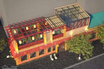 Cho thuê nhà Đặng Tiến Đông 350m2, 1 tầng, mặt tiền 30m 50 triệu/th