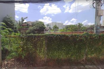 Cần bán đất chính chủ đường MT Nguyễn Hậu, Q. Tân Phú, giá 2tỷ26, sổ riêng, không dính tranh chấp