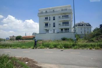 Bán lô đất 15x20m, dự án Huy Hoàng - Mặt tiền sông, giá 95tr/m2 - Ngay Đảo Kim Cương, Quận 2