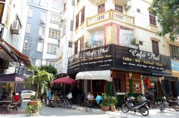 Siêu phẩm nhà mặt phố Nguyên Hồng, 200m2, mặt tiền 9m hợp làm ăn uống, showroom