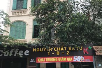 Cho thuê nhà phố Hoàng Như Tiếp P. Bồ Đề, Quận Long Biên, DT 200m2, mặt tiền 12m