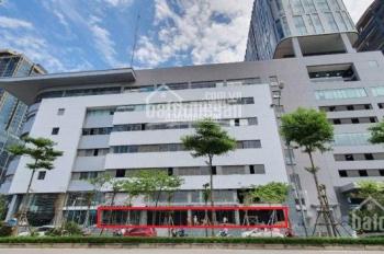 Cho thuê văn phòng tòa nhà IDMC Mỹ Đình (Toyota Mỹ Đình mới), 124m, 150m, 420m, 720m, 1000m2