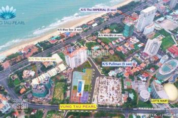 Chính chủ cần bán 2 căn Vũng Tàu Pearl, giá hợp đồng CĐT Hưng Thịnh đã thanh toán 20% LH 0931771393