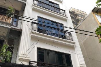 Nhà 7 tầng mới, 65m2, MT 5m, thang máy, Trung Kính đôi, đường hè 8m, hướng ĐN, 16.5 tỷ 0707027707
