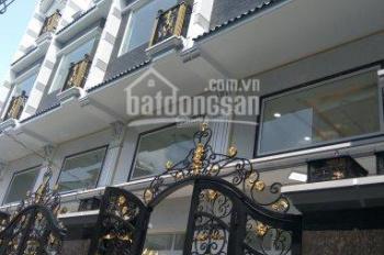 Nhà phố mặt tiền đường Hưng Phú, phường 8, quận 8, DT 4x16m, 1 trệt 4 lầu, giá 6.9 tỷ/căn