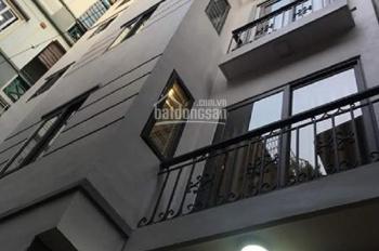 Bán tòa CC mini gần Nguyễn Trãi - Thanh Xuân, 95m2*5.5T/22PN, 2 mặt thoáng đang cho thuê 70tr/th