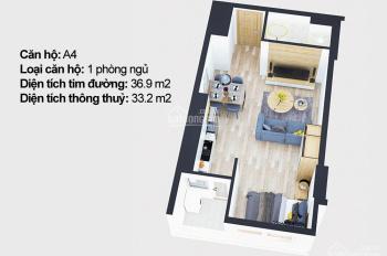 Bán giá gốc - căn hộ Metro Tower (chính chủ)