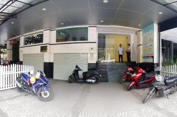 Cho thuê văn phòng tòa nhà mặt tiền Lê Đức Thọ Gò Vấp, 1 hầm + 6 tầng 120tr/th, 0983307878