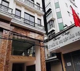 Cho thuê nhà tại phố Nguyễn Trãi, DTXD 60m2x7 tầng, lô góc, có thang máy, chỗ đỗ ô tô, giá 36tr/th