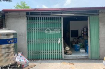 Cho thuê mặt bằng 110m2 làm kho, xưởng, cửa hàng khu Bắc Linh Đàm, ô tô đỗ.