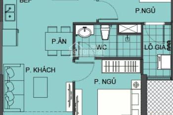 Bán nhanh căn hộ 2PN, 2WC tại Vinhomes Tây Mỗ - LH: 096.123.8128