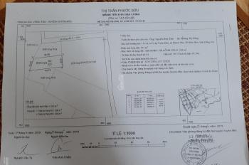Đất cần bán ngay tại trung tâm thị trấn Phước Bửu - Xuyên Mộc - Bà Rịa Vũng Tàu