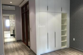 Cho thuê nhà mặt tiền phố tây Bùi Viện, DT 4m x 20m, trệt - 5 lầu - ST, thang máy, 14 phòng, 50tr