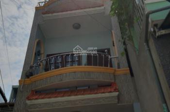 Cho thuê nhà hẻm 1 sẹc Phạm Phú Thứ, 32m2, 2 lầu