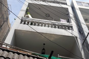 Bán nhà căn hộ dịch vụ hẻm 200/ Hoàng Hoa Thám, P5, Bình Thạnh. Giá 8,5tỷ thương lượng