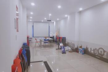 Cho thuê tòa VP 60 Đinh Công Tráng,Quận1, DT65m2, có thang máy và hầm để xe, bảo vệ trông coi 24/24