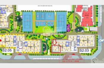 BQL tổng hợp Shophouse cho thuê tại Vinhomes Smart City