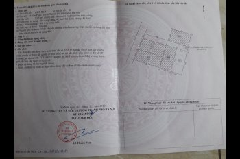 Chính chủ bán đất 42m2, mt 4,39m tại Vạn Phúc, Thanh Trì giá chỉ 570 triệu