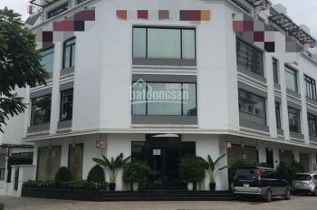 Cho thuê Shophouse Vinhome Gardenia, Hàm Nghi DT 252m2, 4 tầng, MT 20m thông sàn, giá 200tr