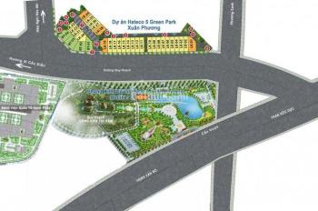 Mở bán đợt cuối dự án Hateco Green Park, liền kề mặt đường quy hoạch 40. LH PKD: 0972.864.501