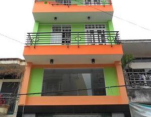 Nhà 3 lầu hẻm nhựa 8m Trần Hưng Đạo, Quận 1