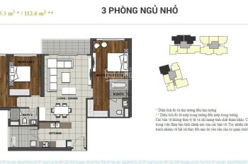 Chủ cần tiền bán gấp căn hộ The View - 125m2, 4 tỷ 7 bao hết, LH ngay 0909153869