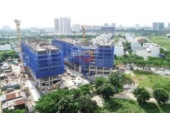 Cần bán căn hộ SaiGon Intela, căn góc 3PN, 3WC, tặng full nội thất 100 triệu