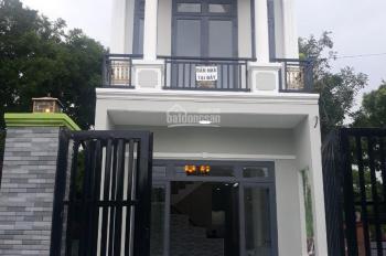 Bán nhà mặt tiền đường Vũng Việt, ngay ngã ba Ông Xã. DT 743 vào 200m, nhà 1 trệt, 1 lầu