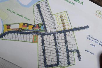Đất đường Huỳnh Tấn Phát, Nhà Bè 80m2 giá 33.5 triệu/m2. 091.585.11.25