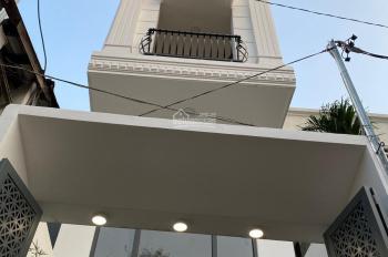 Bán nhà 6 tầng 4mx21m, hẻm xe hơi 146/6D Võ Thị Sáu ngay Phạm Ngọc Thạch