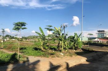 Bán gấp lô đất 2 mặt tiền đường Trường Sơn, TP Plei Ku, 400tr/m full thổ cư, LH 0909806286