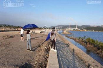 Bán mảnh đất 100m2, mặt hồ, tại dự án mặt biển cửa Lục, Hoành Bồ, TP Hạ Long- Emerald Bay Diễn Loan