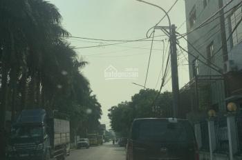 Bán 1800m2 xây 4 tầng KCN Trường An, An Khánh, Hoài Đức, HN. Sau Thiên Đường Bảo Sơn