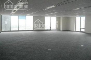Cho thuê 180m2 sàn văn phòng phố Láng Hạ, đã có trần, sàn, điều hòa, 20 tr/tháng, rẻ nhất khu vực