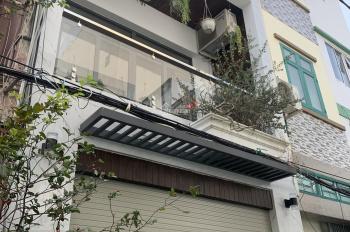 Nhà hẻm thẳng băng xe hơi đậu sát nhà đường Nguyễn Kim, DT 5mx14m, giá 7.2 tỷ bớt chút lộc vui vẻ