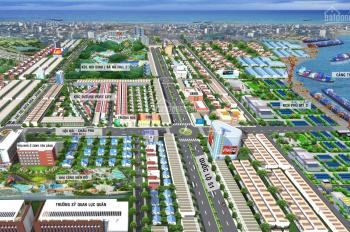 Bạn chỉ cần 390tr đã sở hữu ngay lô đất nằm ngay trung tâm cảng biển Phú Mỹ - BR - VT
