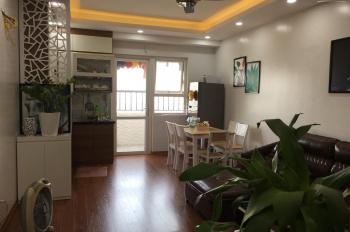Giá chỉ 1,4 tỷ bao nội thất hiện đại căn góc 2 mặt thoáng 3 phòng ngủ toà HH1 Linh Đàm, 0378645582