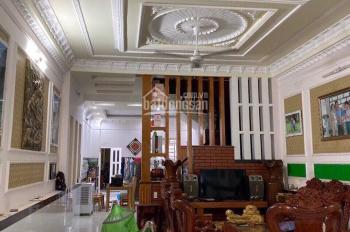 Bán nhà 1 trệt 1 lầu đường D2 khu dân cư Thuận Giao, Bình Dương. Diện tích 165m2