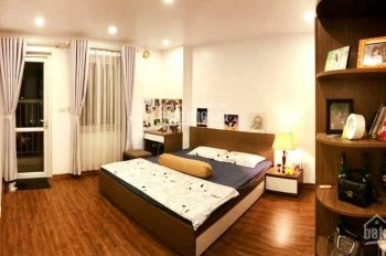 Cho thuê căn hộ chung cư K33 Ngọc Thụy - Long Biên, full nội thất