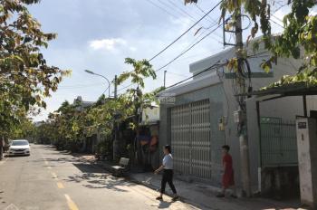 Nhà đúc lửng 5x10m mặt tiền đường Tây Bắc Lân, xã Bà Điểm, Hóc Môn
