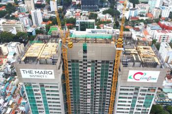 Bán lỗ 500 triệu căn hộ 1 phòng ngủ tầng 17 The Marq, giá 7.85 tỷ. Gọi 0938 506 906 gặp Anh Chris