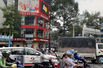 Nhà mặt phố đường Trần Hưng Đạo, P. Cầu Kho, Q. 1, DT 4.1x18m, giá 33 tỷ