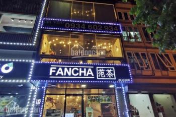 Cho thuê nhà mặt phố Trần Đại Nghĩa 70m2, 5 tầng, MT: 4.5m