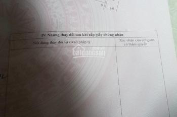 Chính chủ cần bán 360m2 đất tại Văn Sơn