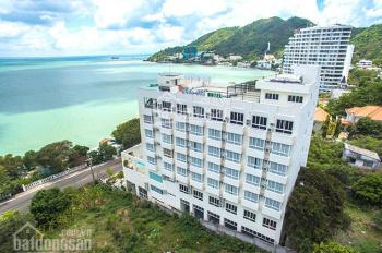 Bán nhanh lô đất mặt tiền biển Trần Phú, tp Vũng Tàu 2200 m2, giá 45 tỷ 0899899799