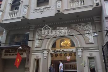 Cho thuê nguyên căn khách sạn Bạch Đằng Tân Bình 45 phòng sát sân bay lợi nhuận 150tr/tháng