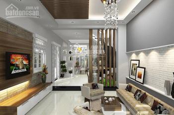 Nhà siêu đẹp mặt tiền Hoàng Sa, Tân Định, Q1. Dt: 4.5x 7m, 3 tầng. Giá chỉ: 11.5 tỷ. LH: O93747O514