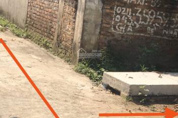 Bán lô đất 131m2 có 2 mặt tiền tại tổ 10 tt Quang minh. Lh 0975369828